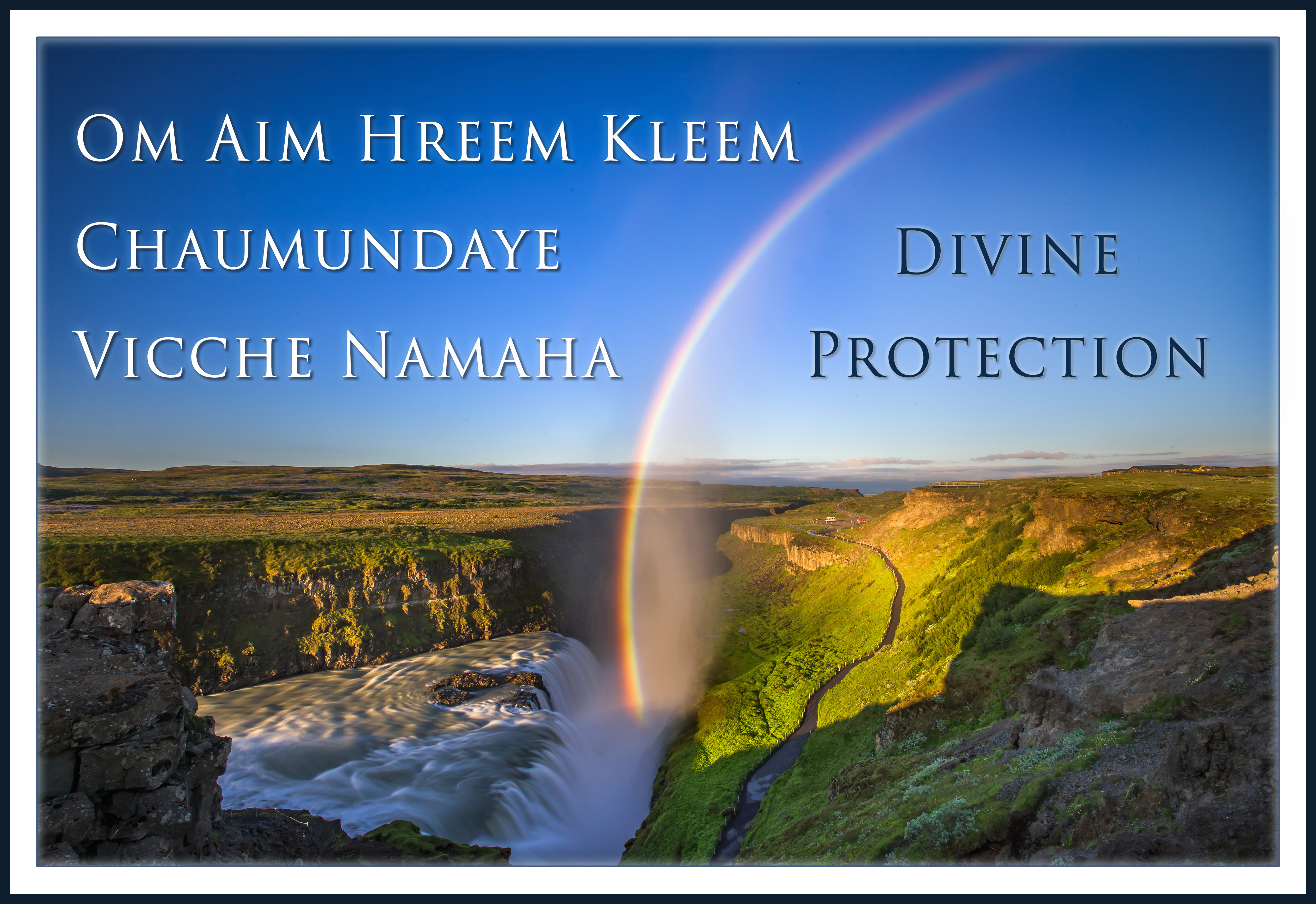 Chaumundaye Mantra from Patrick